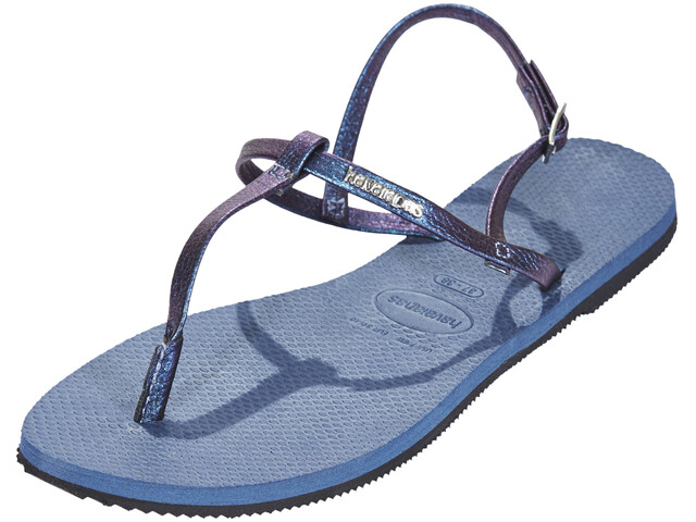 havaianas You Riviera Sandals Women Indigo Blue